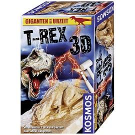 Kosmos 657550 T-Rex 3D Kőzet 8 éves kortól
