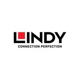 LINDY HDMI Csatlakozókábel [1x HDMI dugó - 1x HDMI dugó] 5.00 m Fehér